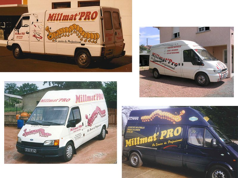 mix camion