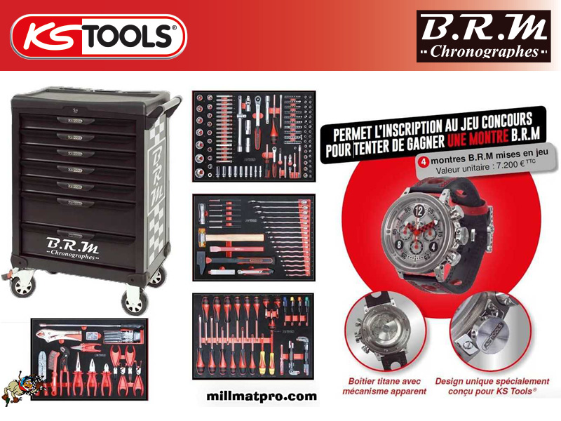 brm ks tools